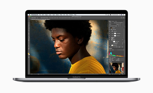 Владельцы MacBook Pro 2018 пожаловались на трещащие динамики