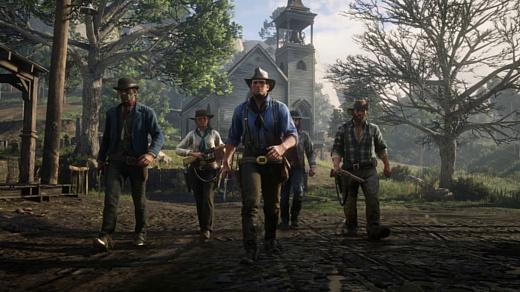 Rockstar показала геймплей Red Dead Redemption 2