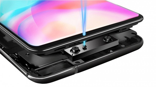 Vivo X23 получит Snapdragon 670 и продвинутый 3D-сканер лица