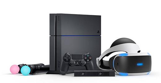 Sony продала больше 3 млн VR-шлемов