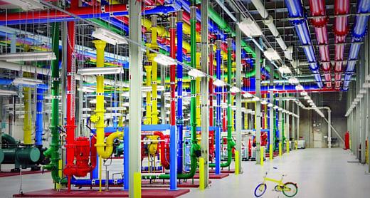Google использует для охлаждения своих дата-центров ИИ