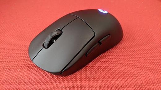 Новая топовая мышь Logitech G Pro Wireless весит всего 80 г