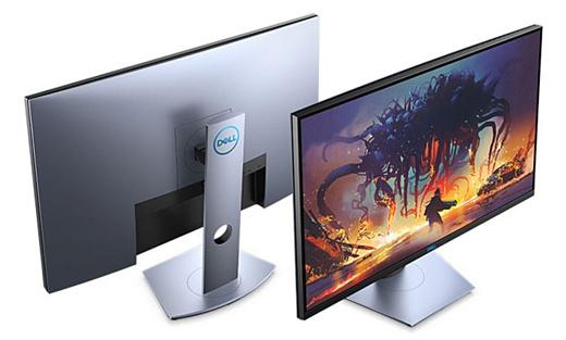 Dell представила два новых игровых монитора