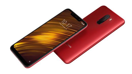 Xiaomi анонсировала мощный и дешевый Pocophone F1