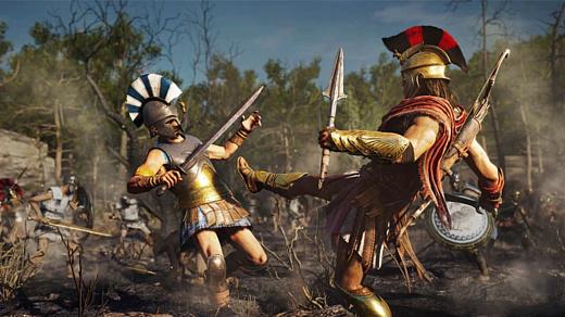 В 2019 году Ubisoft не выпустит очередную Assassin's Creed
