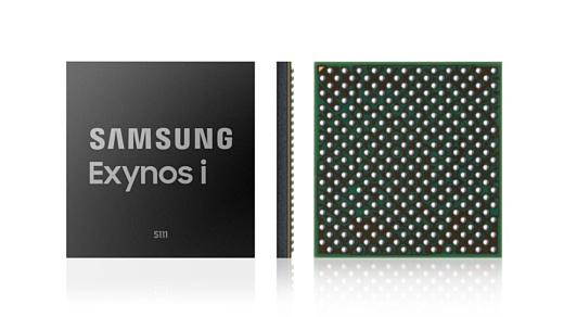 Samsung представила новый IoT-чипсет Exynos i S111