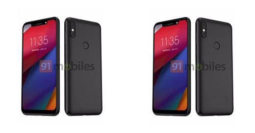 В сеть попали официальные рендеры и характеристики Motorola One Power (P30 Note)