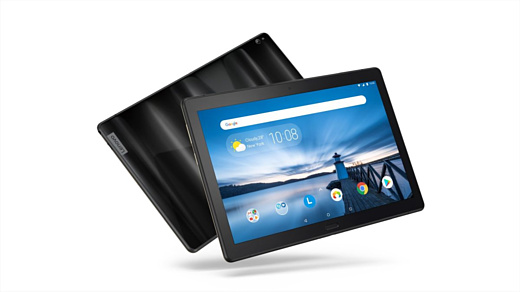 Lenovo выпустила сразу пять новых Android-планшетов