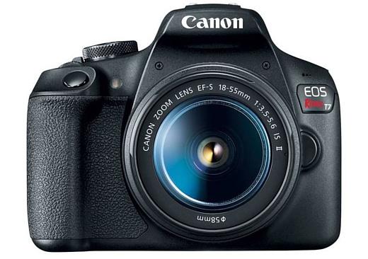 Утечка: характеристики полнокадровой беззеркальной камеры Canon