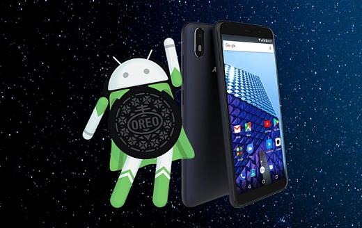 Archos выпустила дешевый смартфон Access 57 с Android Go
