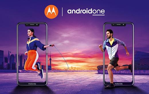Motorola показала недорогие смартфоны One и One Power