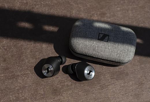 Sennheiser представила наушники Momentum True Wireless