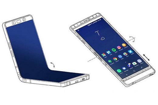 Samsung: «Гибкий смартфон мы представим уже в этом году»