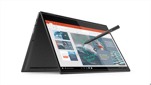 Lenovo показала гибридный ноутбук Yoga C630 WOS