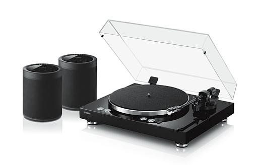 MusicCast VINYL 500 — новый виниловый проигрыватель Yamaha