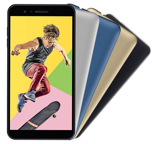 LG выпустила бюджетный смартфон Candy