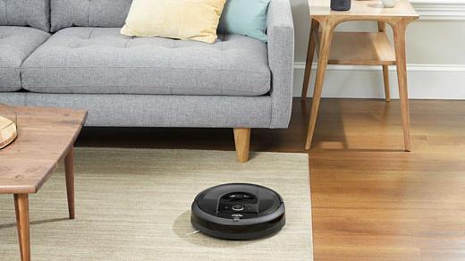 iRobot показала новый пылесос Roomba i7+