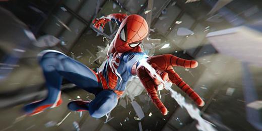 Spider-Man для PlayStation 4 стала самой быстро продаваемой игрой года
