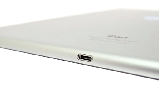 Слух: вместо порта Lightning новые iPad Pro получат USB-C