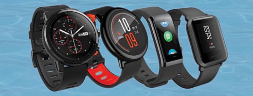 17 сентября Xiaomi покажет новые умные часы