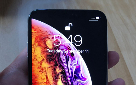 Утечка: новые фото iPhone Xs