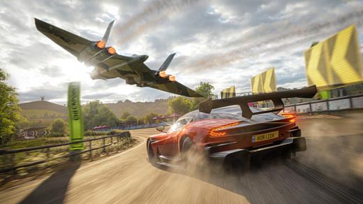 Microsoft выпустила демо-версию гонок Forza Horizon 4