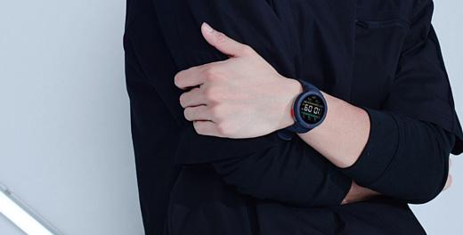Xiaomi представила умные часы Amazfit Verge