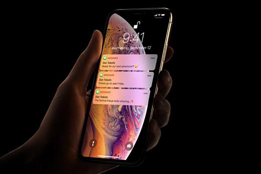 iPhone Xs станет самым тяжелым смартфоном Apple