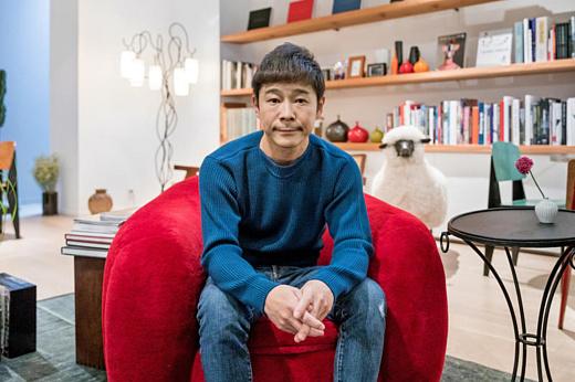 Первым туристом, который полетит к Луне, станет японский миллиардер