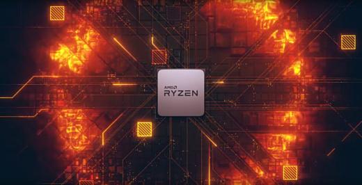 AMD анонсировала два новых процессора Ryzen для ноутбуков