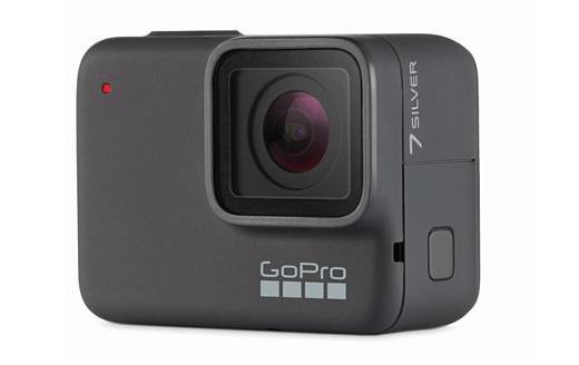 GoPro представила новые камеры HERO7