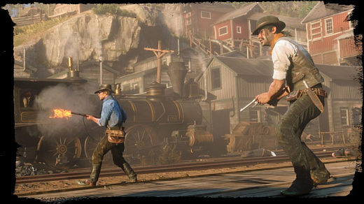 Онлайн-режим Red Dead Redemption 2 заработает в ноябре