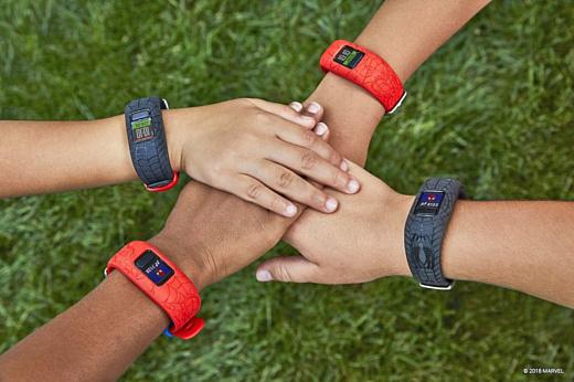 Garmin Vivofit Jr. 2 — новый умный браслет для детей