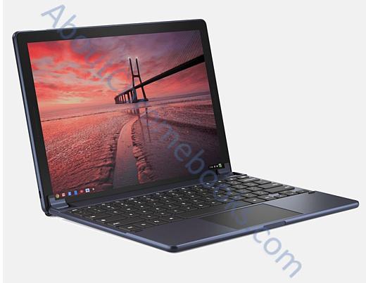 В сеть попали рендеры нового ноутбука Google