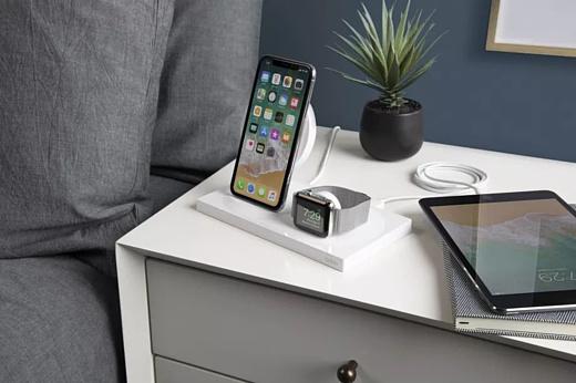 Belkin выпустила беспроводное ЗУ, способное одновременно заряжать три гаджета Apple