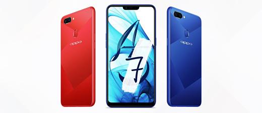 Утечка: все характеристики Oppo A7