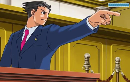Трилогию Phoenix Wright: Ace Attorney выпустят на ПК и современных консолях