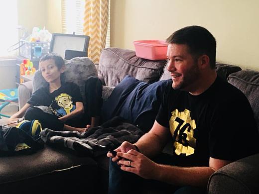 Bethesda позволила больному раком мальчику раньше времени поиграть в Fallout 76
