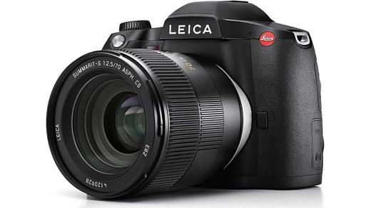 Leica анонсировала 64-мегапиксельную среднеформатную камеру S3