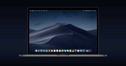 Apple выпустила macOS Mojave