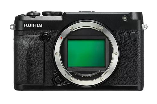 Fujifilm привезла на Photokina 2018 новую среднеформатную камеру GFX 50R
