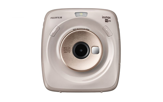 Instax Square SQ20 — новая камера мгновенной печати от Fujifilm
