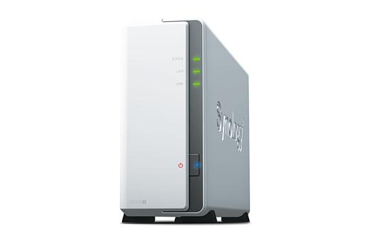 Synology выпустила NAS-накопитель DiskStation DS119j