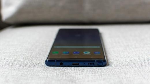 Слух: Samsung Galaxy Note 10 получит 6.66-дюймовый дисплей