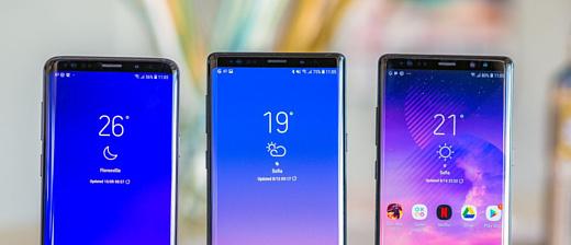 Инсайдер рассказал о трех версиях Samsung Galaxy S10