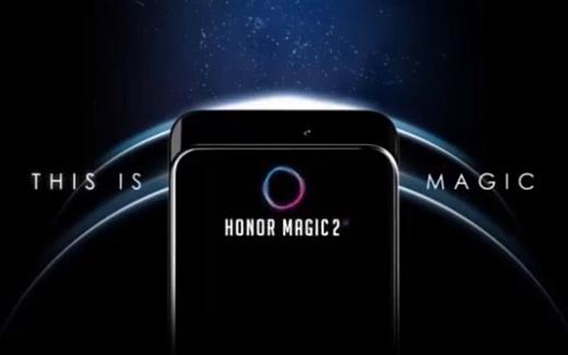Honor Magic 2 появился в базе Geekbench