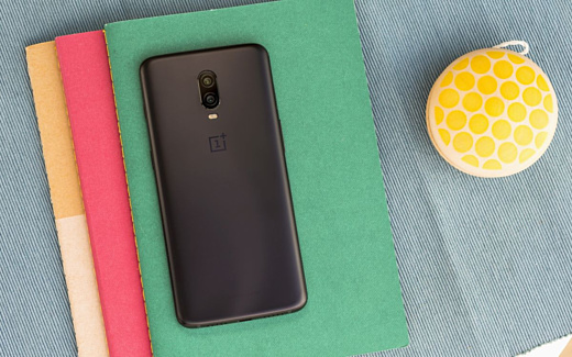 OnePlus представила свой новый смартфон 6T