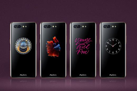 ZTE анонсировала флагманский смартфон Nubia X