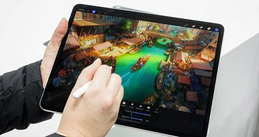 Новый iPad Pro сокрушил конкурентов в тестах производительности
