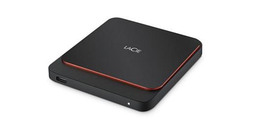 Lacie представила внешний SSD-диск с USB-C